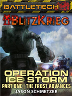 Operation Ice Storm: Part One, The Frost Advances