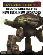 Record Sheets: 3145 New Tech New Upgrades