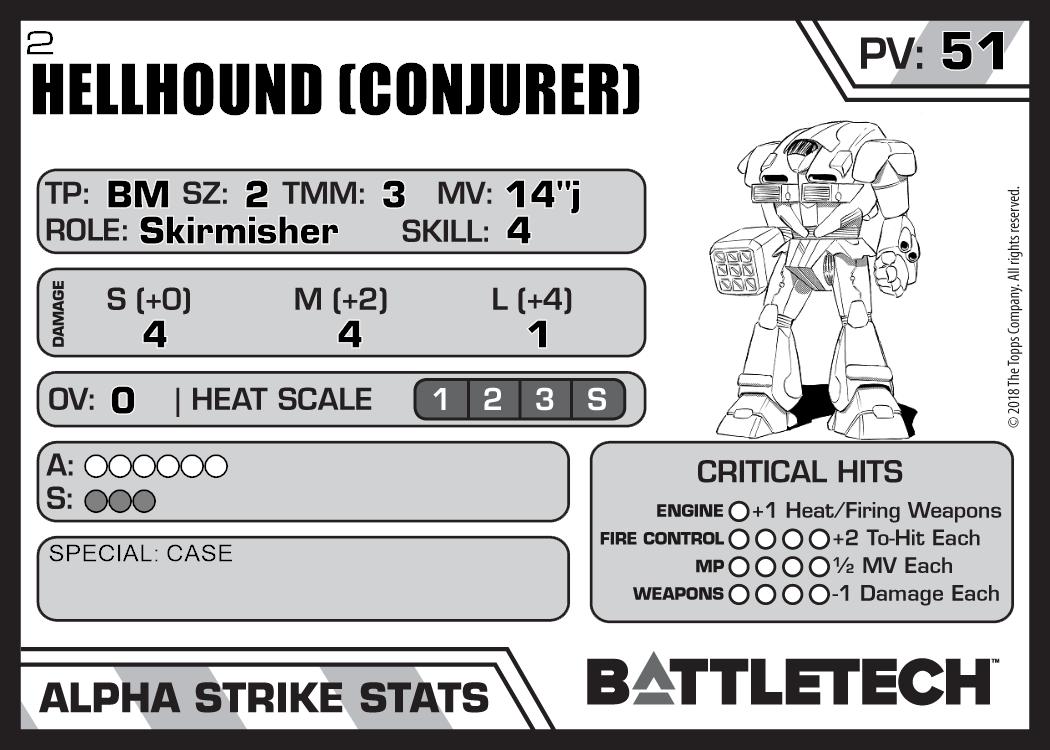 Hellhound Conjurer 2